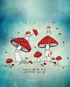 If there is LOVE in my heart , I will find LOVE everywhere. Art Prints Quotes, Art Quotes, Painting Love Couple, Imagination Art, Cute Couple Cartoon, Images And Words, Cute Cartoon Wallpapers, Soft Wallpaper, Heart For Kids