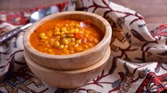 Receta | Lentejas amarillas de la India (Channa dal) - canalcocina.es
