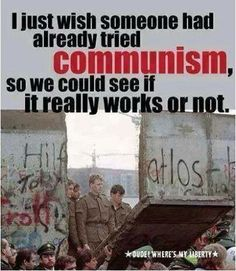 History does generally repeat (tho in outline, not in details) Communism, extreme socialism...extreme government control have been found...and are the  main cause for deaths in the 20th century  (Communists & National Socialists (Nazis)).   The naiive and ignorant-of-history will...again walk down those paths...