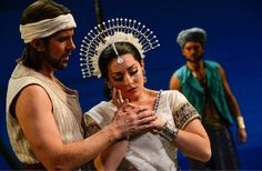 Utah Opera's production of 'The Pearl Fishers' |