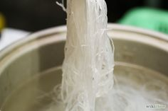 How to Prepare Cellophane Noodles: 6 Steps (with Pictures)