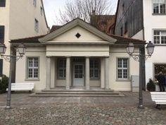 Meersburg, Hauptwache am Schlossplatz, ca. 1828, Architekt unbekannt
