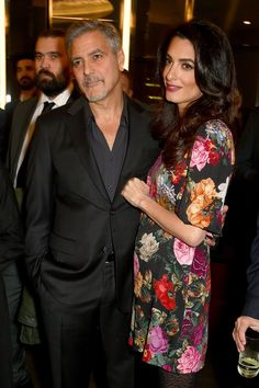 Amal Clooney Debuted Her Maternity Style Without You Realizing It