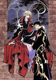 Tsubasa Reservoir Chronicles ~~~ Yes. Kurogane DOES belong to Fai. Why do you ask?