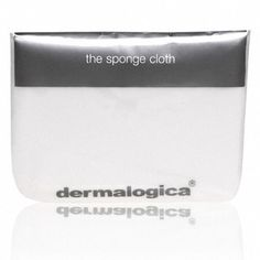 Expressions Skin Care and Make-up - Dermalogica The Sponge Cloth, $15.50 (http://stores.expressionskincare.com/dermalogica-the-sponge-cloth/)