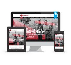 Responsive Web Design | Open Doors USA | http://www.opendoorsusa.org