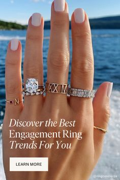 Dream Engagement Rings, Perfect Engagement Ring, Engagement Ring Cuts, Pretty Rings, Diamond Are A Girls Best Friend, Diamond Rings, Just In Case, Wedding Bands, Dream Wedding