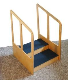 The Bed Step Side Board System - Independent Living Aids