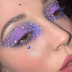 Edgy Makeup, Makeup Goals, Makeup Inspo, Makeup Art, Makeup Inspiration, Beauty Makeup, Hair Makeup, Makeup Tips, Fun Makeup