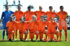 Futbolli Hollandez: Kampionati Europian Under17: Hollanda-Anglia 2-0.H...