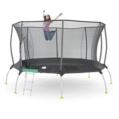 Buy TP Toys Genius SurroundSafe Trampoline, from our Toys Offers range at John Lewis & Partners. Backyard Trampoline, Trampoline Reviews, Shoe Tidy, Center Of Excellence, Play Centre, Christmas Gifts For Kids, Entry Doors, Outdoor Gear