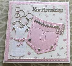 Confirmation Cards, Pocket Cards, Mini Albums, Mason Jars, Happy Birthday, Greeting Cards, Scrapbook, Paper, Kids
