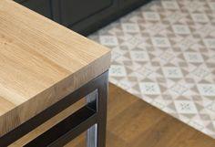 tiles - cement tile - wood - table - pattern - vintage - retro - kitchen - metal Tiles, Wood Tile, Cement Tile, Retro Kitchen, Wood, Table, Vintage, Kitchen, Wood Table
