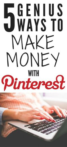 How to work from home on Pinterest | Make Money on Pinterest | Make Money from Home | Side Hustle Ideas | Earn Extra Income