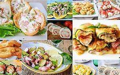 Antipasti di Natale veloci e sfiziosi ricette facili Prosciutto, Buffet, Tacos, Pizza, Mexican, Ethnic Recipes, Food, Salads, Meal
