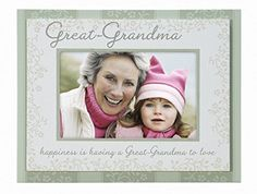 Malden International Designs Great-Grandma Double Layer W...