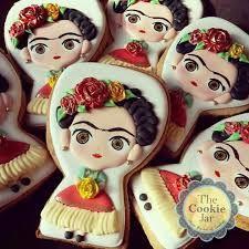 Resultado de imagen para frida kahlo galleta