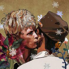 40 images hommage à David Bowie - page 3