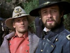 George finds Orry in a Union POW camp after the war's end, and hears that Lincoln has been assassinated.
