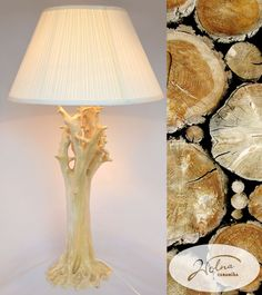 """Tree"" lamp."