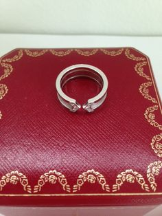 CARTIER RING @Michelle Coleman-HERS