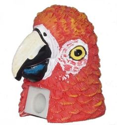 Red Parrot Pencil Sharpener at theBIGzoo.com, a family-owned store. Check our sales & FREE Shipping.
