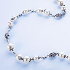 Brides: Diamonds and Pearls