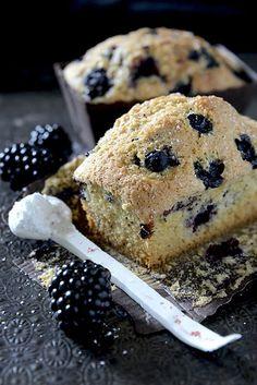 Cake myrtilles & mûres