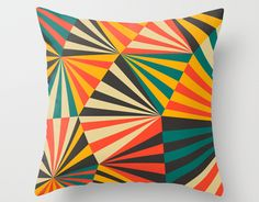 Graphic coussin