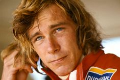 James Hunt, bad boy F1 racing driver.