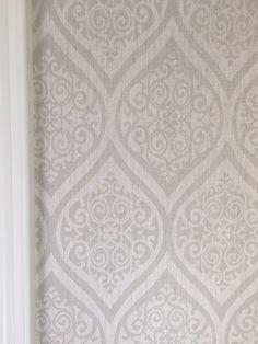 design indulgence: PROJECT UPDATE - Scion Wallpaper