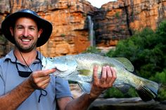 There is nothing like catching the elusive barramundi!