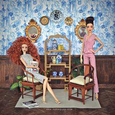 Marcia Harrys   by Sandra (Bonequea)