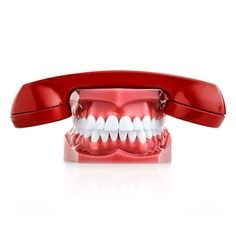 Make a call to your #dentist