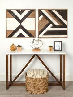Wood Plank Art, Wood Plank Walls, Wood Planks, Wood Art, Wooden Wall Art, Wooden Decor, Wall Wood, Rustic Wood Wall Decor, Brown Wall Decor