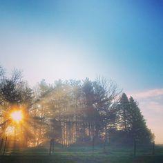 [OC] Sunrise in Davenport IA - U.S.A. [2304x2304]