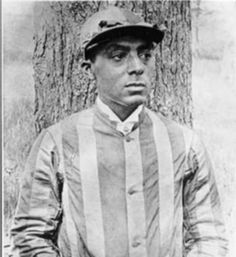 Isaac Burns Murphy (April 16, 1861 - February 12, 1896) was an African-American Hall of Fame jockey, who is considered one of the greatest riders in American Thoroughbred horse racing history. Murphy won three Kentucky Derbies.