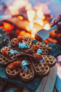 Scandinavian Living, Christmas Cookies, Dental, Waffles, Food And Drink, Sweets, Healthy Recipes, Baking, Breakfast