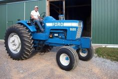231 Best Ford Tractors images in 2019 | Ford tractors, Farm