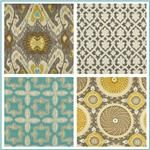 Charmant Coordinating Fabric Collections Home Decor