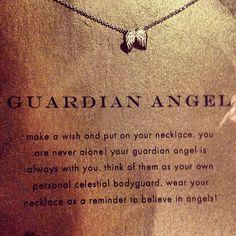 Pi Beta Phi angels necklace #piphi #pibetaphi