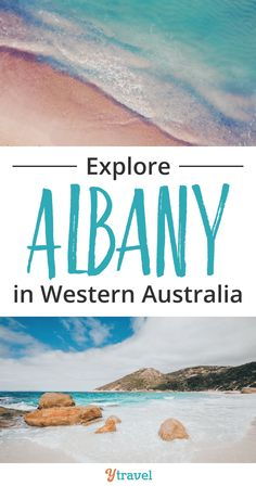 travel australia Check out this list of awesome things to do in Albany, Western Australia. You can see some of the most beautiful beaches Australia has to offer, explore by bike and visit the National ANZAC Centre. Visit Australia, Australia Travel, Universal Orlando, Perth, Albany Western Australia, Travel Guides, Travel Tips, Travel Hacks, Australian Beach