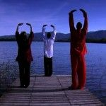 Looks like a fantastic location to practice Qigong.