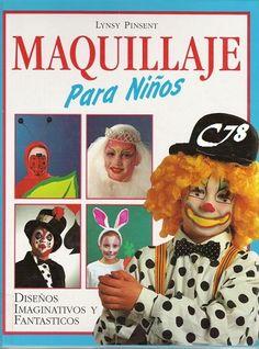 Maquillaje para niños: Diseños Imaginativos y Fantásticos – Lynsy Pinsent