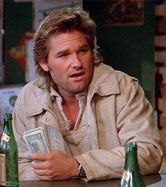 kurt russell. He has always been cool as s^&*.  He played Elvis so that makes him ok in my book.