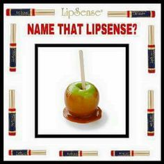 Carmel Apple Lipsense Game, Senegence Makeup, Senegence Products, Interactive Posts, Color Games, Facebook Party, Flawless Makeup, Party Games, Health And Beauty