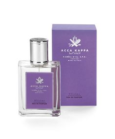 Acca Kappa Wisteria EDP (EAU DE PARFUM). นำหอมอนเปยมดวยเสนหอนอบอน ทซงรวบรวมกลนหอมอนบรสทธของดอก Wisteria และ Lilac รวมถงความงดงามของดอก Magnolia ผสานกนอยางกลมกลนกบกลนอนเยายวนจากวานลลาและแอมเบอร A sophisticated fragrance for women. Enchanting Wisteria fragrance became a Juice. Thanks to the higher perfume concentration. A warm and charming agreement reveals notes of Wisteria and Lilac in heart notes. Adding the purity of Lily and Magnolia in harmony with the sensual notes of Vanilla and Amber…