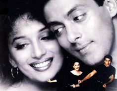 Hum Aapke Hain Kaun: one of my all time favourites :) Hum Aapke Hain Koun, Salman Khan, Mahira Khan, See Movie, Madhuri Dixit, Bollywood Stars, Timeless Beauty, No One Loves Me, My Hero