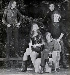 Big Brother and the Holding Company-never seen this photo before
