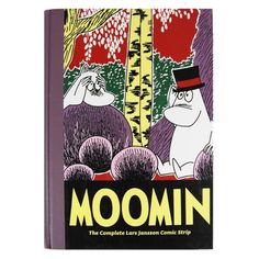"Moomin Comic Strip Book 9 £12.99 ""I only want to live in peace, plant potatoes, and dream!"""